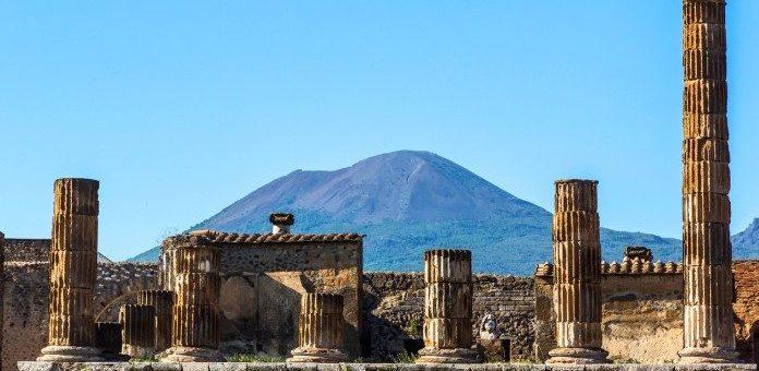 Pompeii, Herculaneum and Vesuvius
