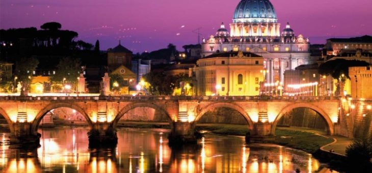 The big City: Rome