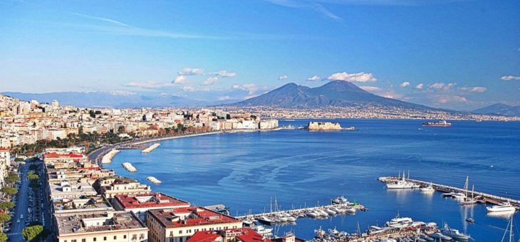 Naples and its beauties