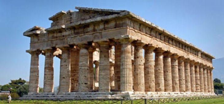 Paestum' s Greeks temples
