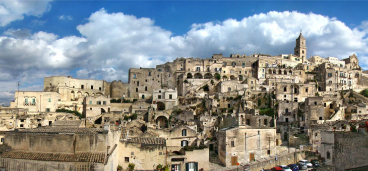 Matera European capital of culture